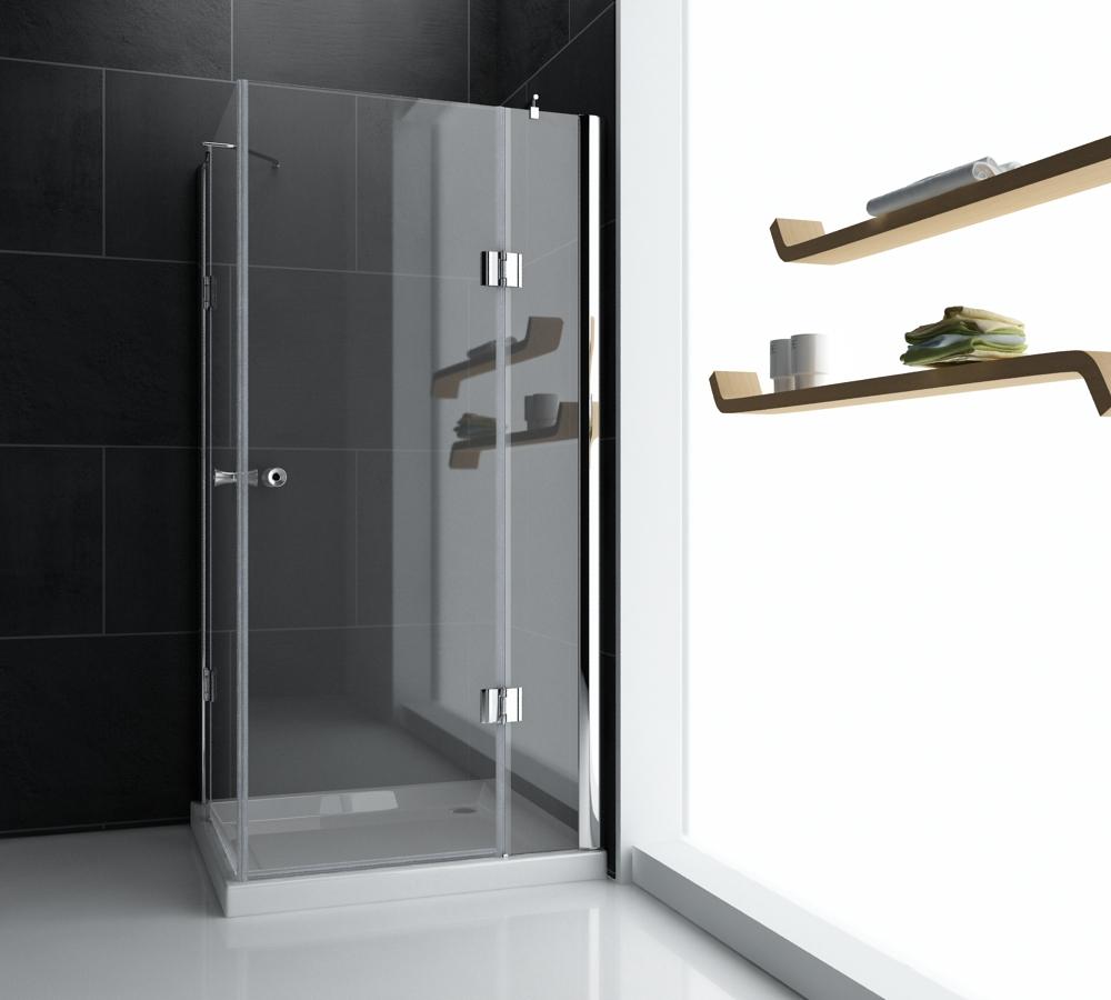 duschkabine dusche nano beschichtung duschtasse komplett 2 t ren ebay. Black Bedroom Furniture Sets. Home Design Ideas