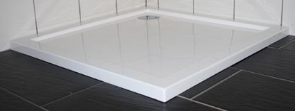 duschtasse duschwanne dusche acrylwanne super flach. Black Bedroom Furniture Sets. Home Design Ideas