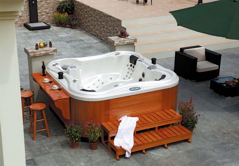 aussenwhirlpool butterfly 565 farben w hlbar hot tub. Black Bedroom Furniture Sets. Home Design Ideas